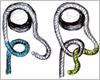 Marine Knots Secrets - Tie a Bowline Knot onto a Piling Fast!