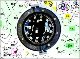 Make sure your steering compass keeps you in safe water and out of harm's way. Zero your compass once each sailing season for peace-of-mind underway.