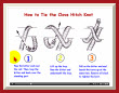 Learn to Sail Video - How to Tie the Clove Hitch in 10 Seconds or Less!