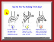 Learn to Sail Video - How to Tie the Rolling Hitch Knot