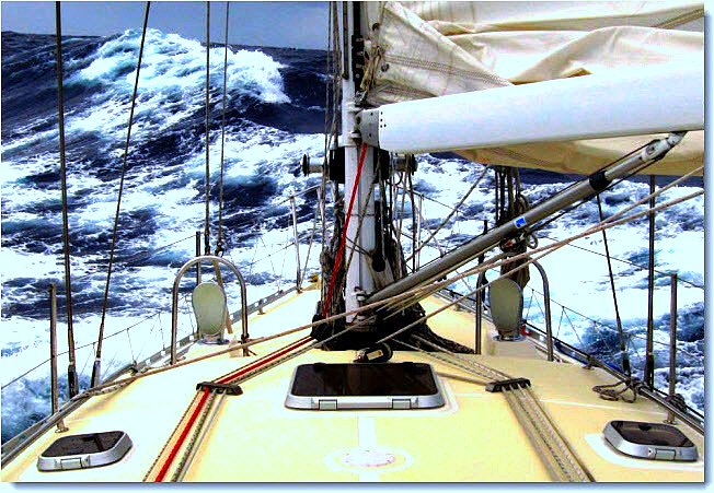 Seven Sailing Tips for Sailing in Rough Weather